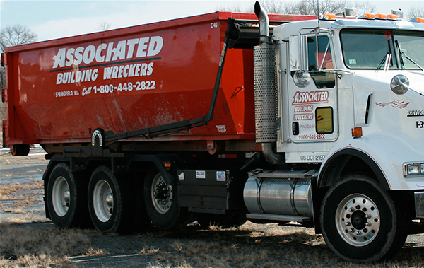 Commercial Dumpster & Roll Off Services