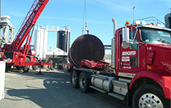 Industrial Tank Removal Services